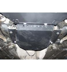 Защита КПП Audi A6 02.0360