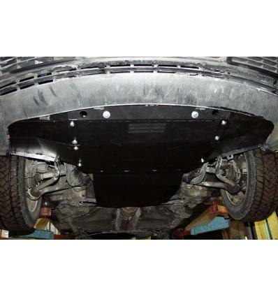 Защита картера Audi A6 02.0490