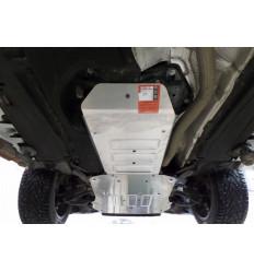 Защита картера BMW X5 03.2981