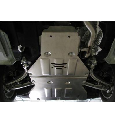 Защита КПП Audi Q7 02.2978