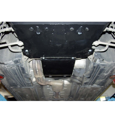 Защита КПП BMW 5 03.0404