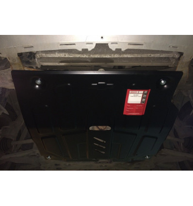 Защита картера и КПП Chevrolet Aveo 04.2221 V1
