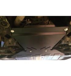 Защита КПП Audi A6 02.0354