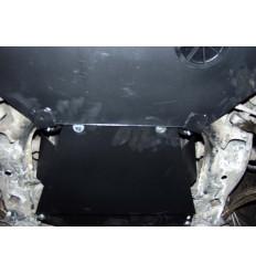 Защита КПП Audi A4 02.0354