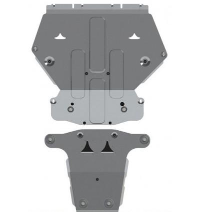 Защита картера и КПП Audi A8 02.3761