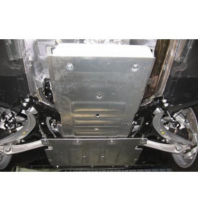 Защита картера и КПП Audi Q5 02.3425