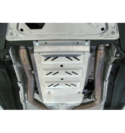 Защита КПП BMW X5 03.3339