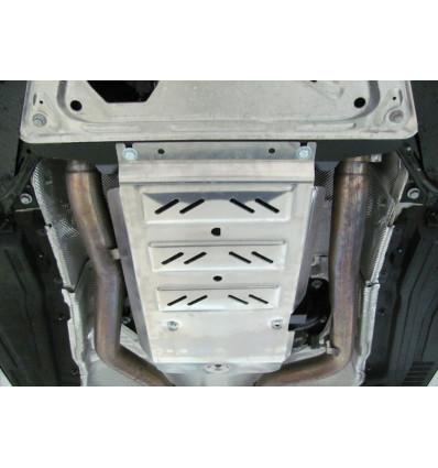 Защита КПП BMW X6 03.3339