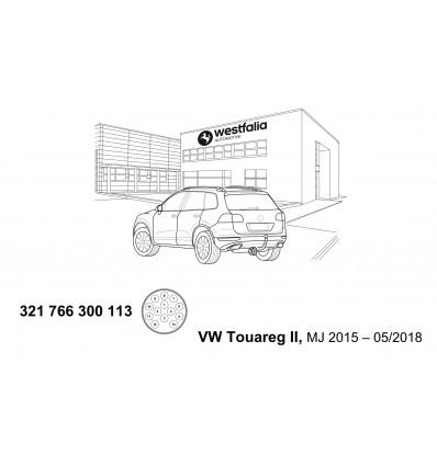 Электрика оригинальная на Volkswagen Touareg 321766300113