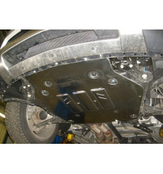 Защита картера и КПП Cadillac XT5 04.3262