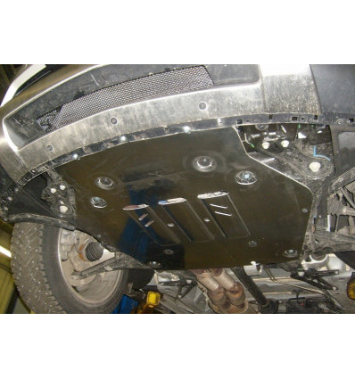 Защита картера и КПП Chevrolet Traverse 04.3262