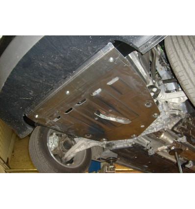 Защита картера и КПП Jeep Cherokee 04.3107
