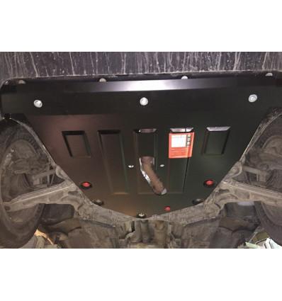 Защита картера и КПП Jeep Cherokee 04.3106