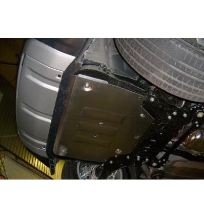 Защита картера и КПП Land Rover Discovery Sport 04.2980