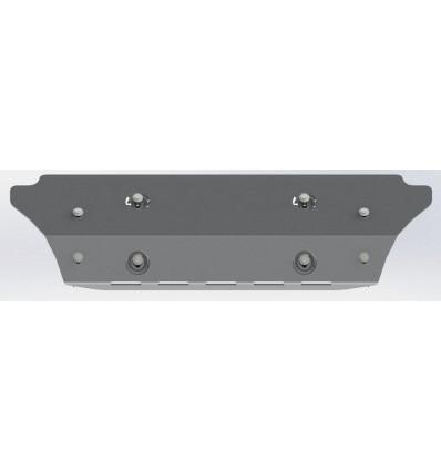 Защита картера и КПП Jeep Wrangler 04.2890