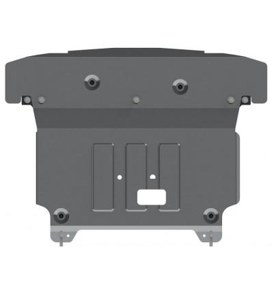 Защита картера и КПП Hyundai Santa Fe 10.2555
