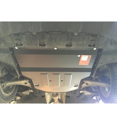 Защита картера и КПП Audi Q3 02.2331