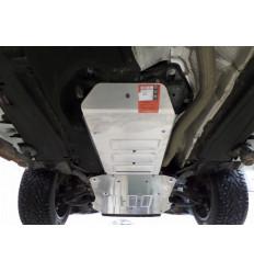 Защита КПП и РК BMW X5 03.2981 V1