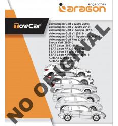 Фаркоп на Volkswagen Golf E6700DV