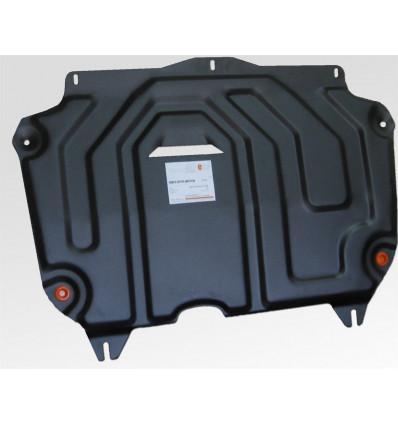 Защита картера и КПП Chevrolet Spark 10.703.C2