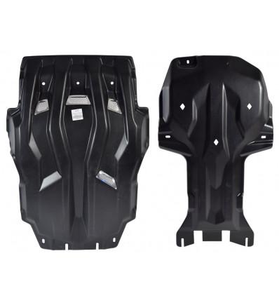 Защита картера, КПП и РК Lexus LX570 24.27k