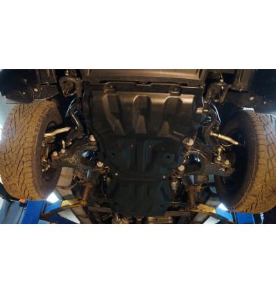 Защита картера и КПП Toyota Tundra 24.21k