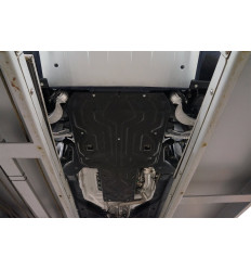 Защита картера и КПП Jaguar F-Pace 40.01k