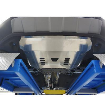 Защита картера и КПП Hyundai Santa Fe 10.23ABC