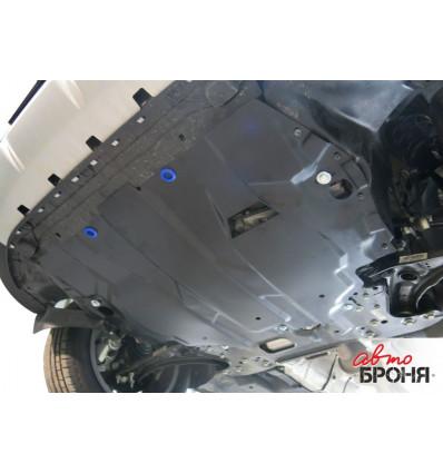 Защита картера и КПП Volkswagen Caddy 111.05855.1