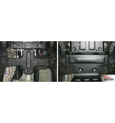 Защита КПП Volkswagen Amarok 111.05852.1