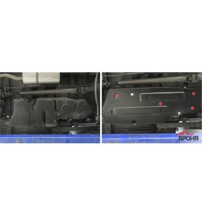 Защита топливного бака UAZ Patriot 222.06322.1