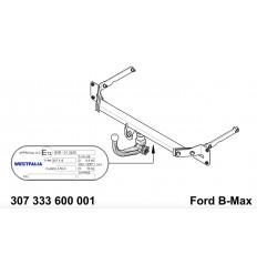 Фаркоп на Ford B-MAX 307333600001