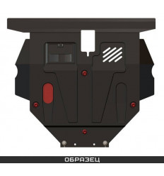 Защита адсорбера Geely Emgrand X7 111.01920.1
