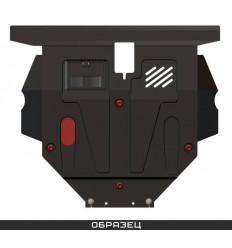Защита картера и КПП Geely Emgrand X7 111.01918.1