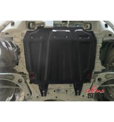 Защита картера и КПП Peugeot 4007 111.04016.3