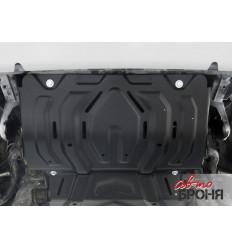 Защита радиатора Fiat Fullback 111.04046.2