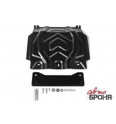 Защита картера Mitsubishi Pajero Sport 111.04041.2