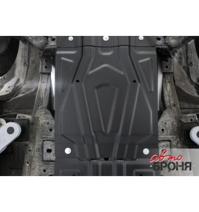 Защита КПП Mitsubishi L200 111.04047.2