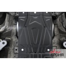 Защита КПП Mitsubishi Pajero Sport 111.04047.2