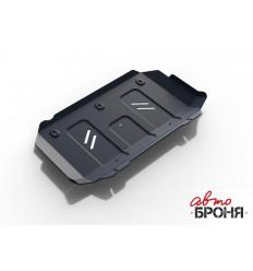 Защита радиатора Foton Sauvana 111.04401.1