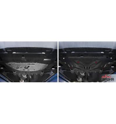 Защита картера и КПП Honda CR-V 111.02131.2