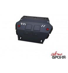 Защита радиатора Isuzu D-Max 111.09101.1