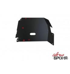 Защита картера и КПП Honda HR-V 111.02112.1