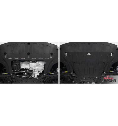 Защита картера и КПП Hyundai Solaris 111.02370.1