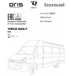 Фаркоп на Iveco Daily 2637-F