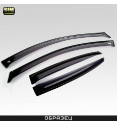 Дефлекторы боковых окон Lexus IS SLIS2500532