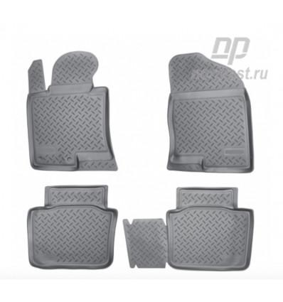 Коврики в салон Hyundai Sonata NPL-PO-31-46