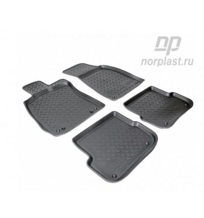 Коврики в салон Audi A6 NPL-PO-05-03
