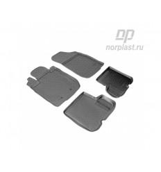 Коврики в салон Renault Sandero NPL-PO-69-60
