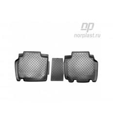 Коврики в салон Renault Kangoo NPL-PO-69-43